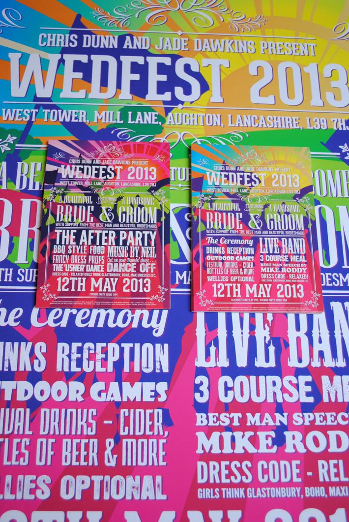 wedfest 2013 festival wedding