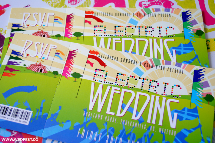 electric wedding