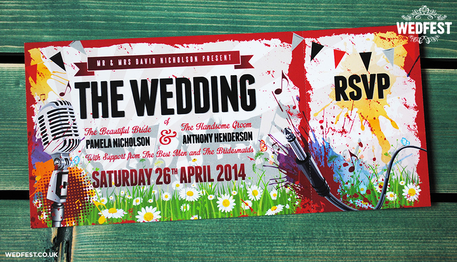 mainadmin 20150429T12:54:03+00:00 Festival Themed Wedding Stationery