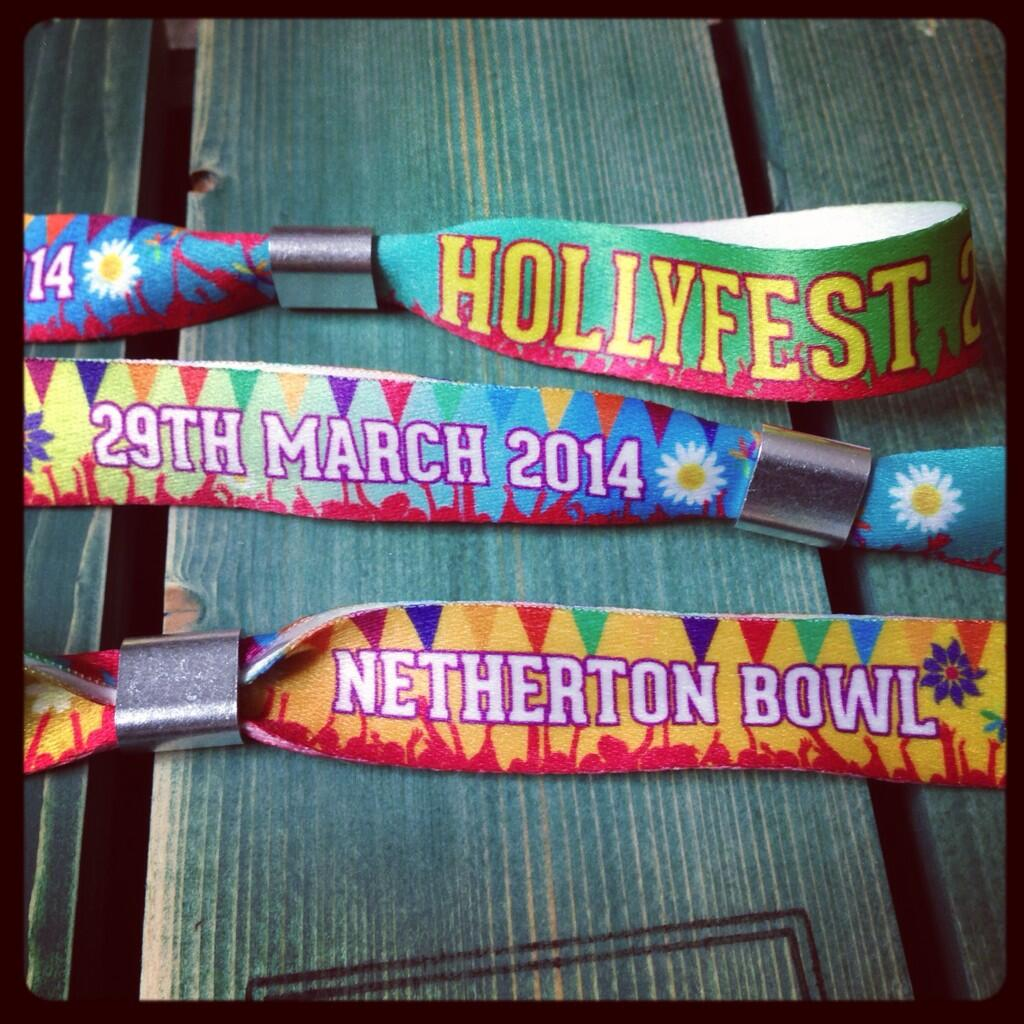 wedding festival wristbands