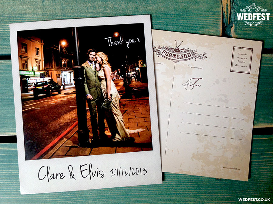 instagram photos wedding thank you cards