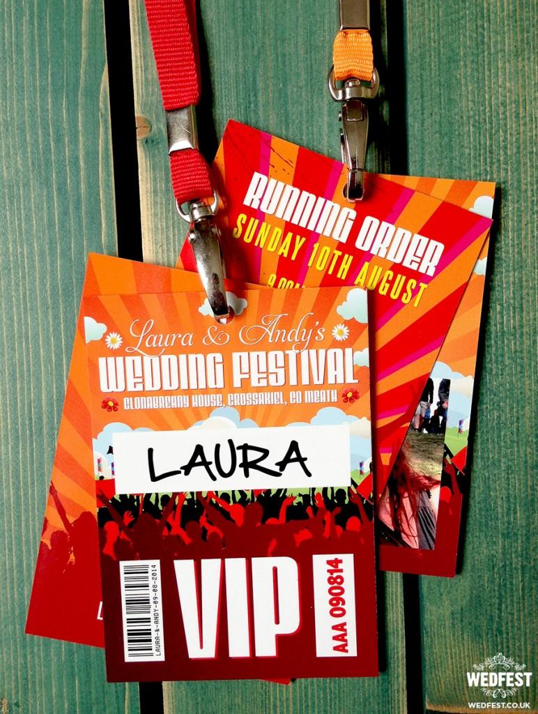 wedding festival vip programmes
