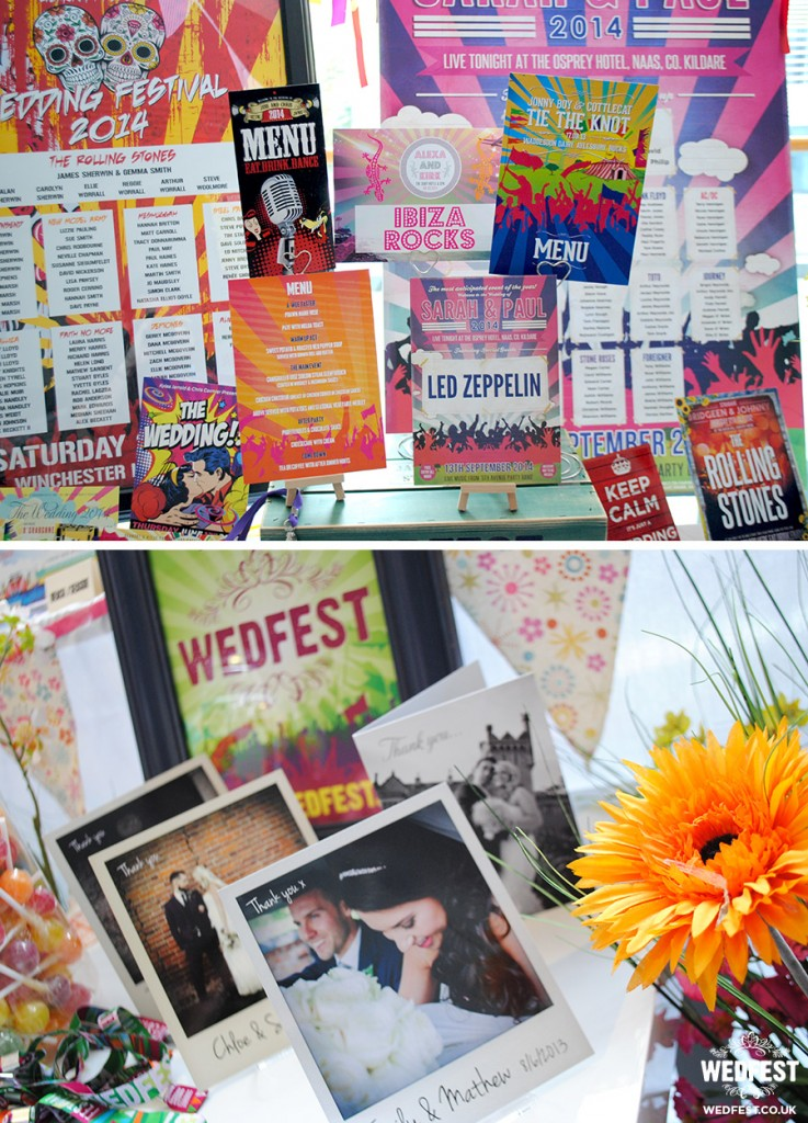 Wedding Stationery Belfast - Quirky Weddings | WEDFEST