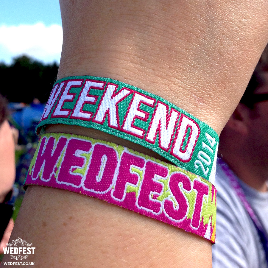 wedfest festival wristbands electric picnic ireland