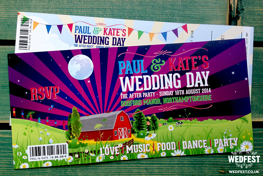 barn wedding wedding invites