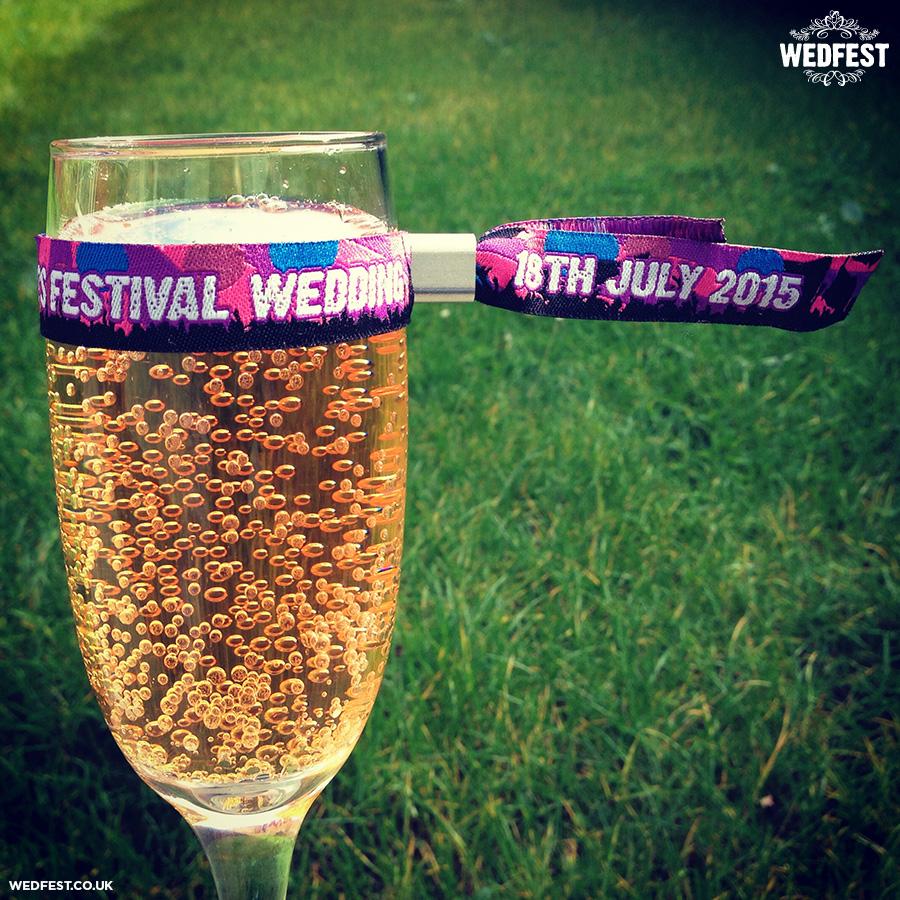 festival wedding favours