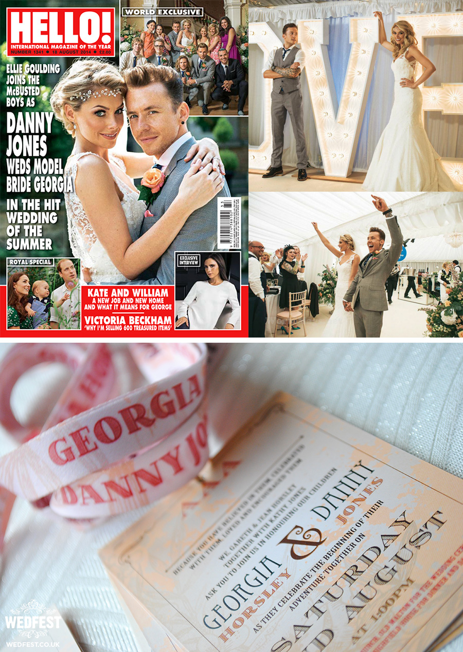 danny jones georgia horsley wedding stationery wedfest