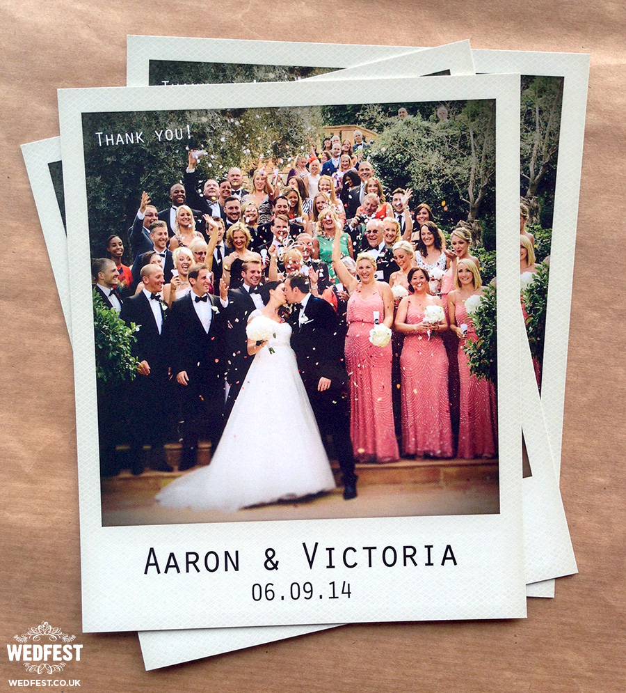 instagram wedding thank you notes