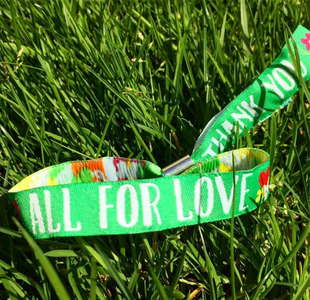 happyvalentinesday from wedfest  allforlove allyouneedislove festivalwedding weddingstationery wristbands weddinginvitationhellip