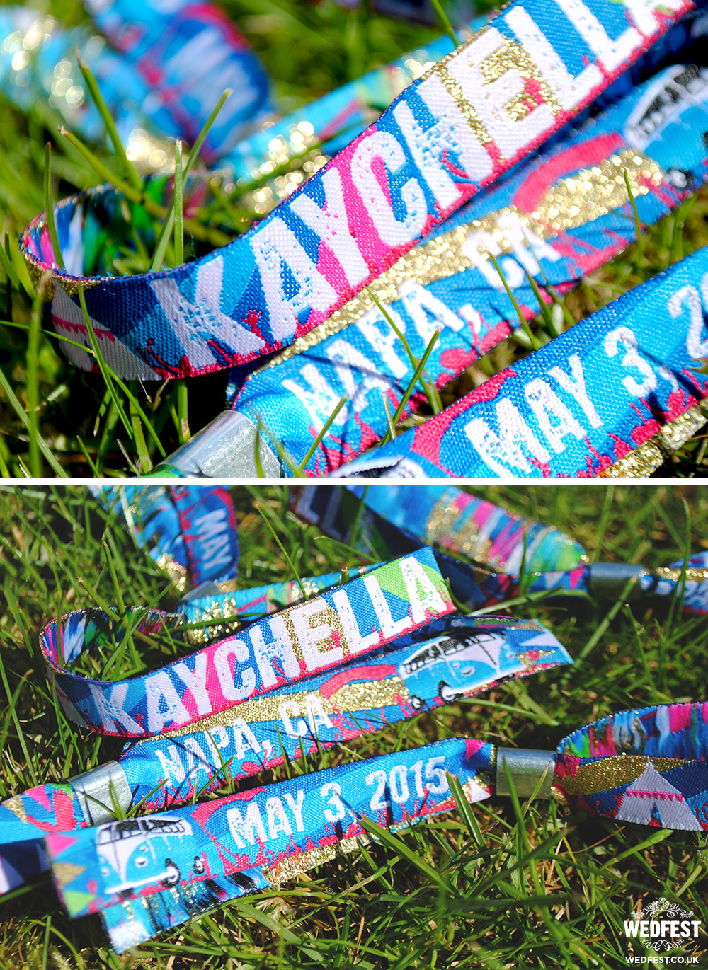 birthday party wristbands