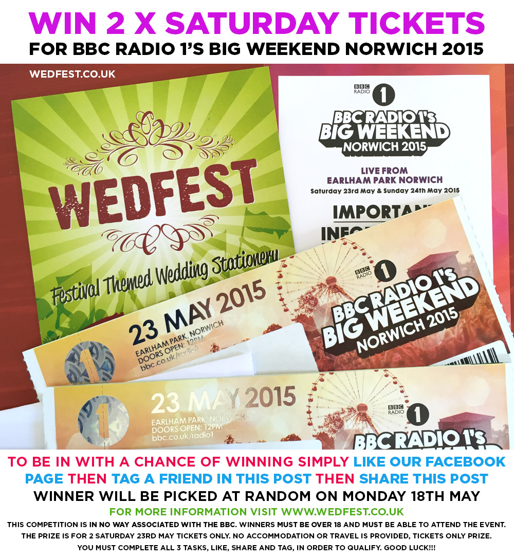 WIN-TICKETS-RADIO-1-BIG-WEEKEND-NORWICH-2015