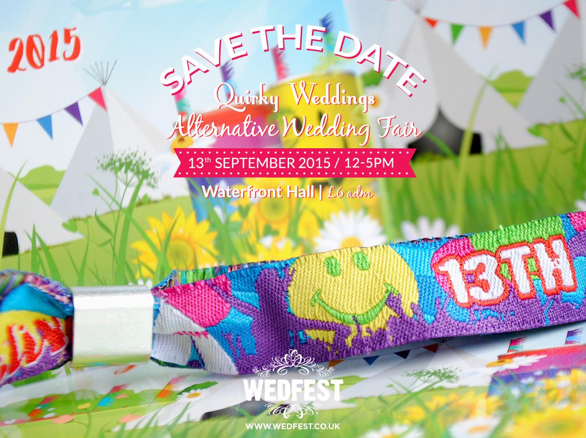 wedfest quirky weddings wedding fair
