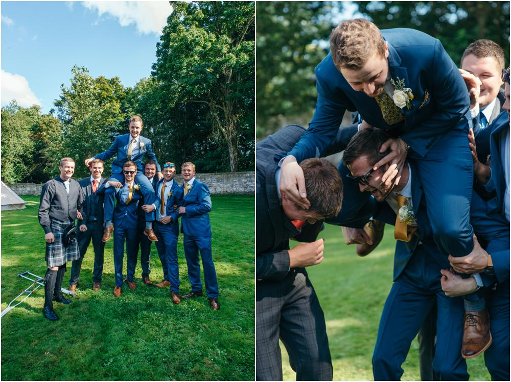 festival wedding groomsmen suits