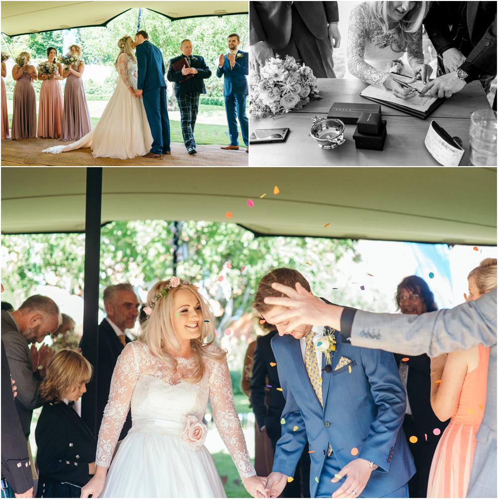 Louise and Jacks Wedfest Wedding