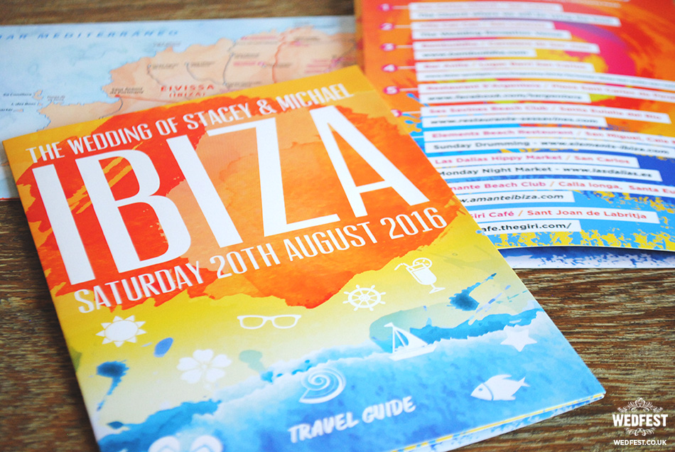 ibiza wedding invites
