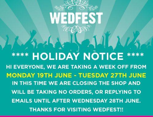 Glastonbury Weekend – Holidays