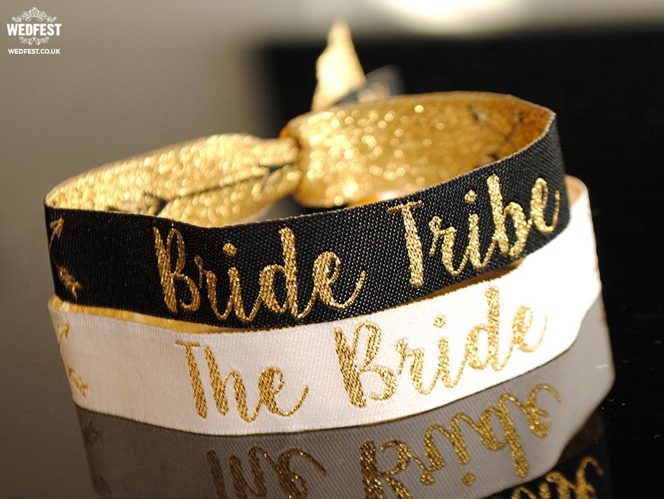 bride tribe the bride wristband hen night