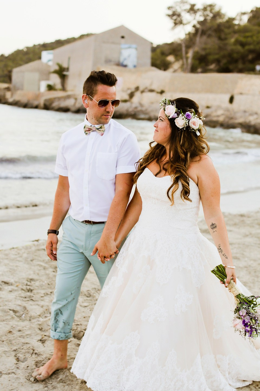 ibiza beach wedding