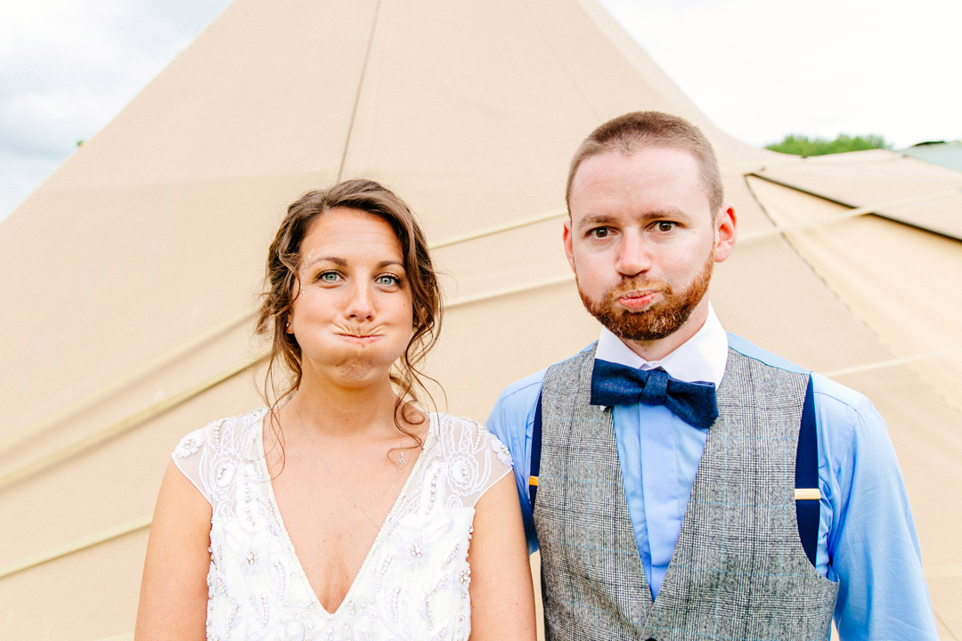 glastonbury festival wedding