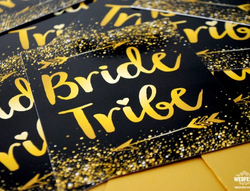 Bride Tribe Hen / Bachelorette Party Invitations