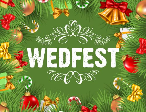 Merry Christmas from Wedfest 2016