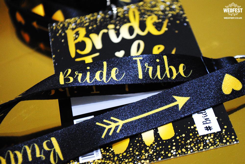 bride tribe hen bachelorette party vip lanyard