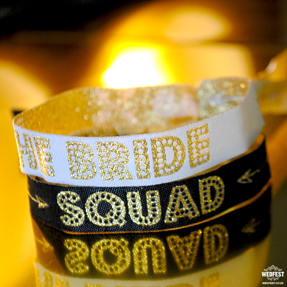 bride squad accessories