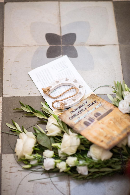 ibiza wedding order of service
