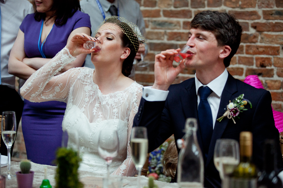 ellen alex festival wedding day