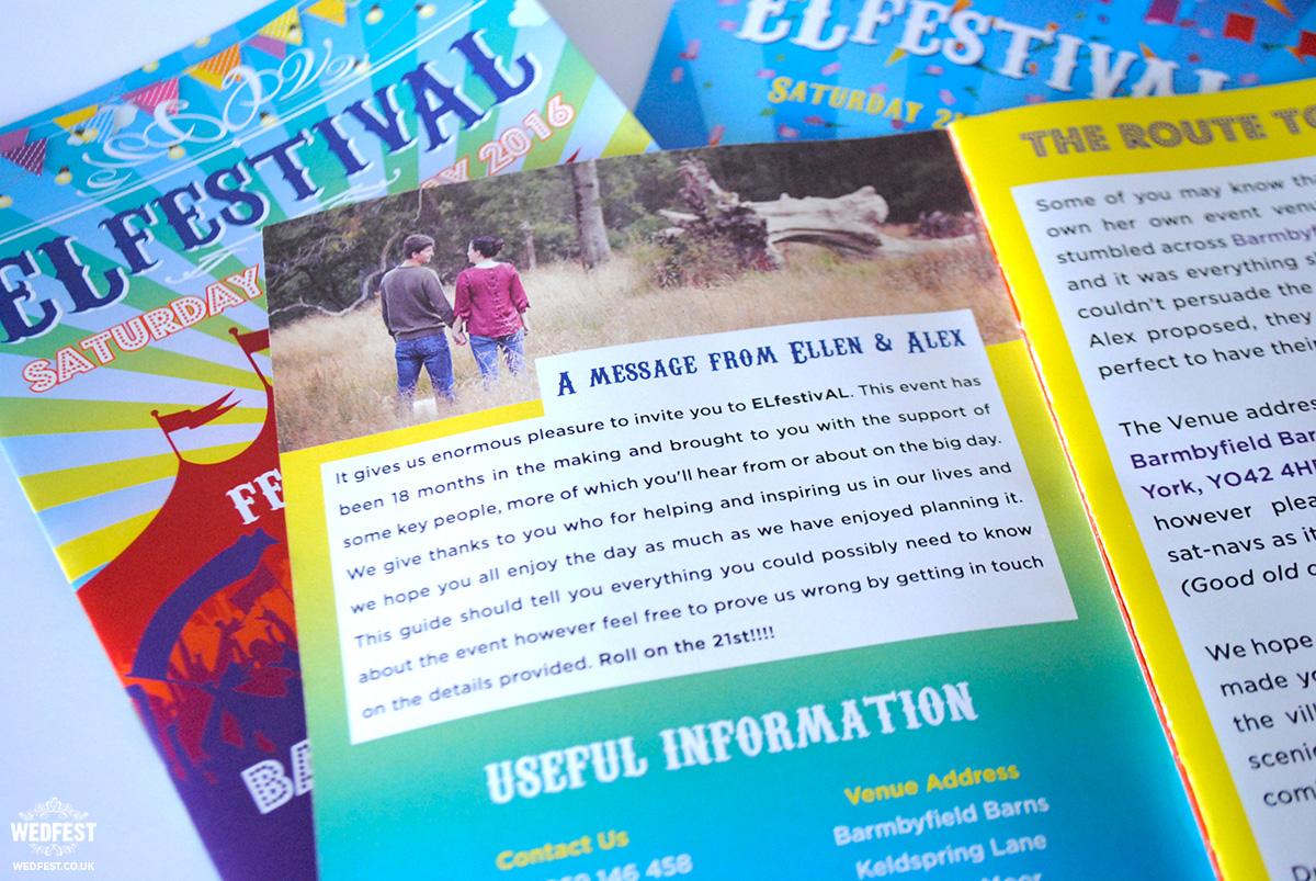 festival programmes