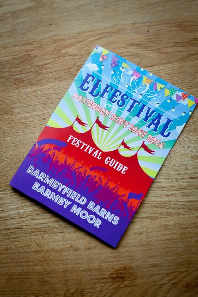 festival wedding invitation