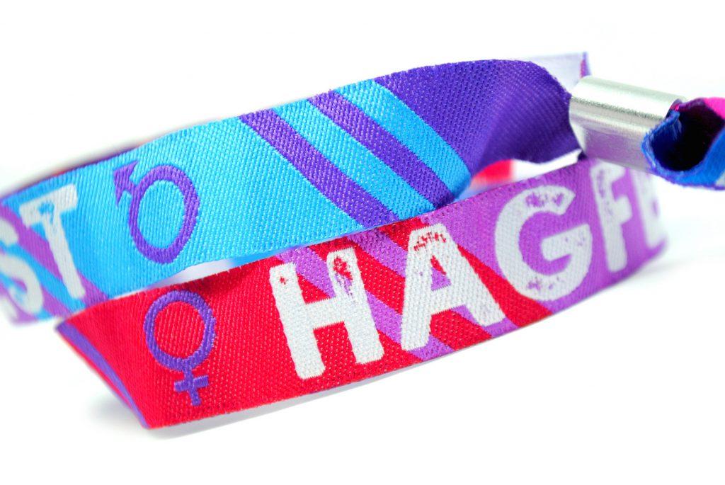 hagfest sten hag do festival wristbands