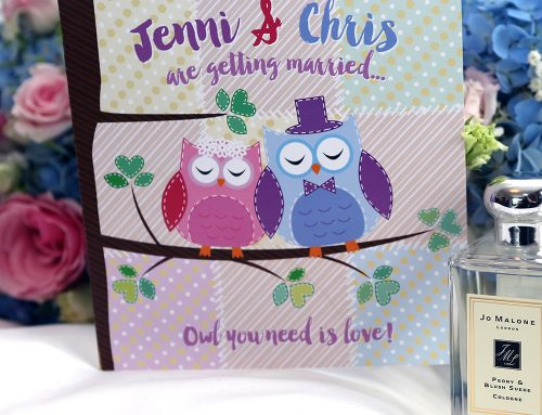 Owl you need is Love Wedding Invitations