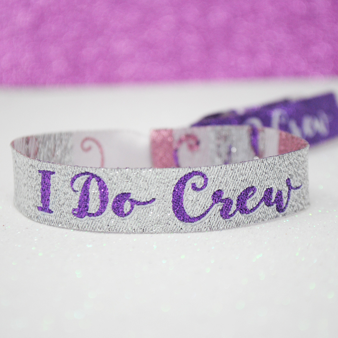 i do crew hen party accessories wristbands
