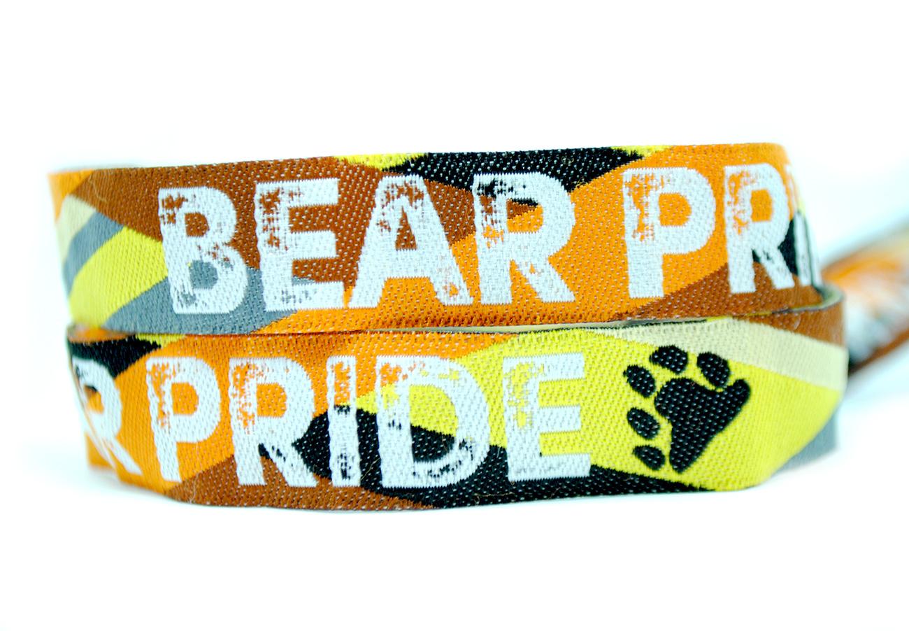 bear pride wristbands