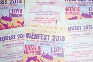 seaside theme wedding invitations