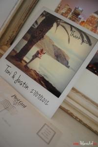 personalised polaroids print cards