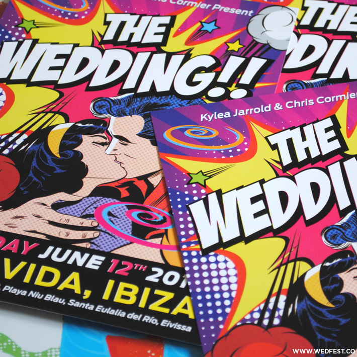 ibiza wedding invitations