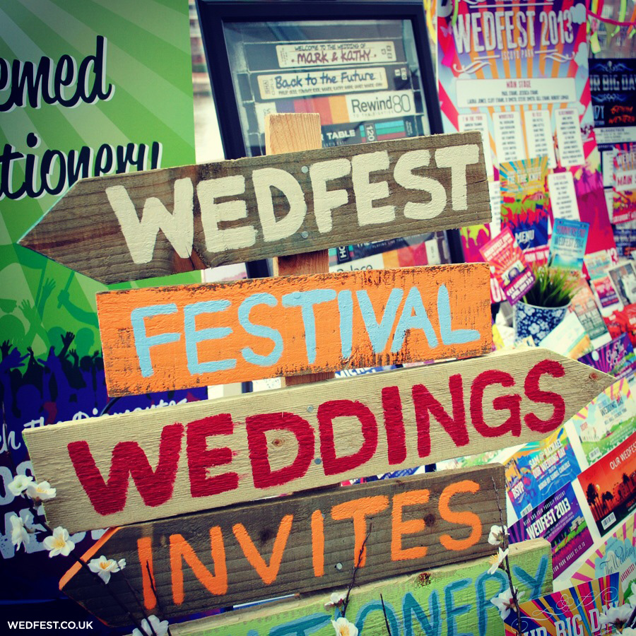 wedfest quirky weddings
