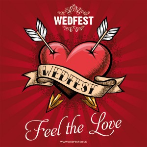 wedfest valentines day | feel the love