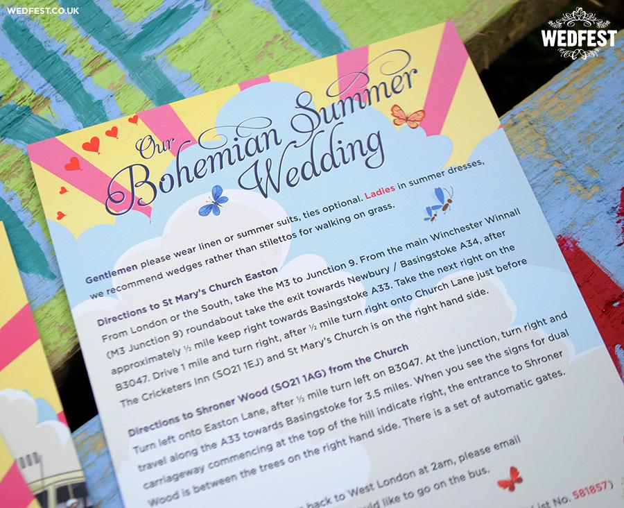 boho summer wedding ideas
