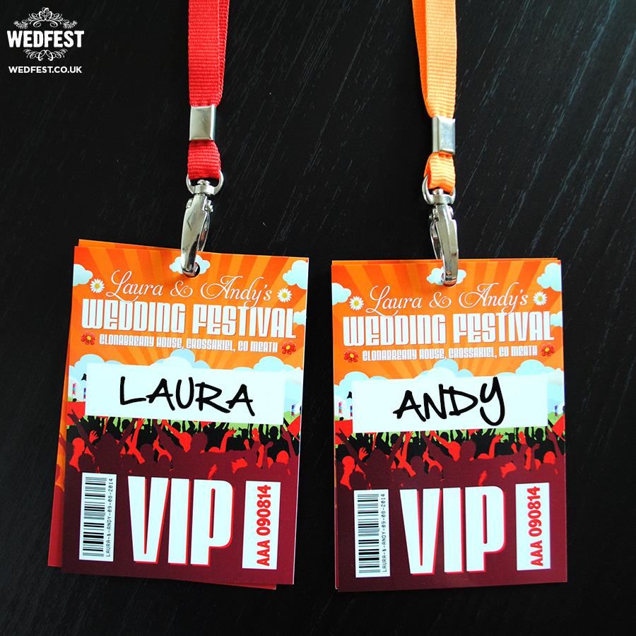 Festival Style VIP wedding in Ireland