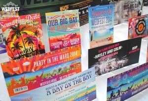 beach seaside themed wedding invitations