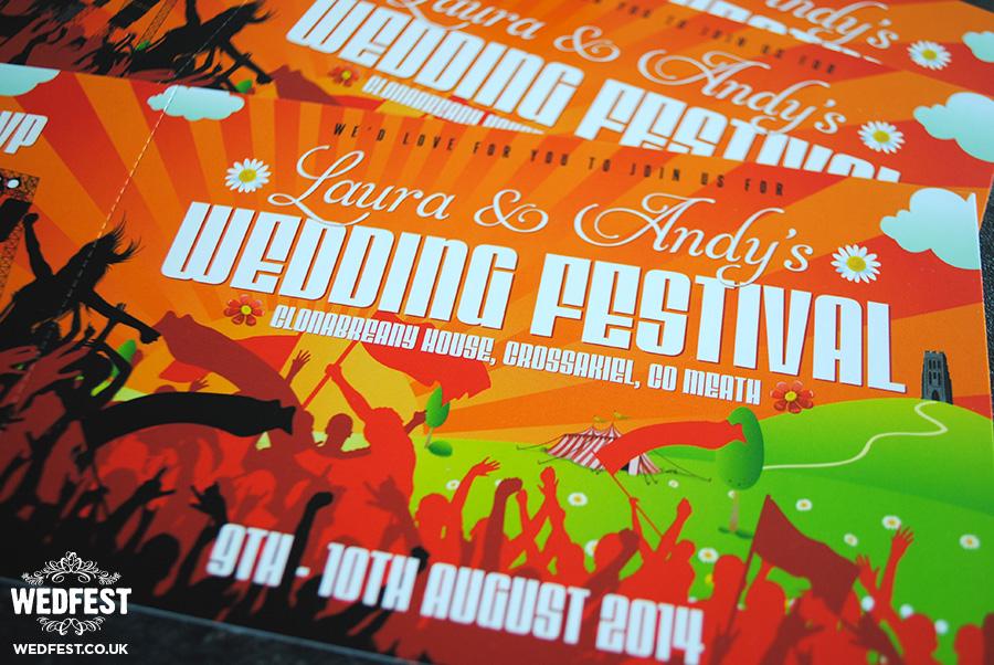 festival wedding ireland