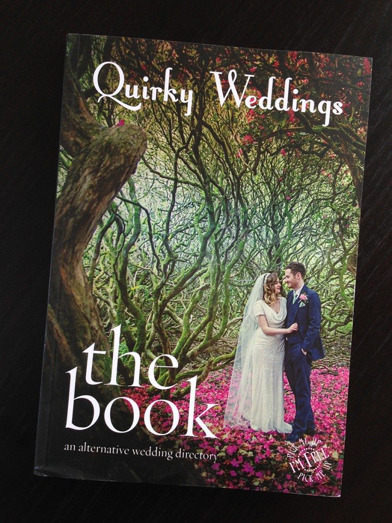 quirky weddings book wedfest