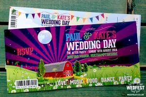barn wedding wedding invites