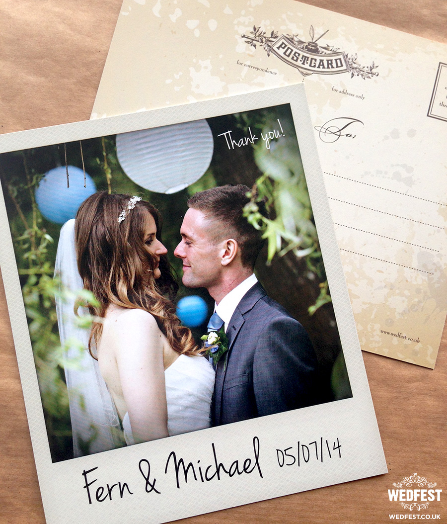 Instagram wedding stationery