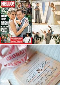 danny jones georgia horsley wedding stationery wedfest