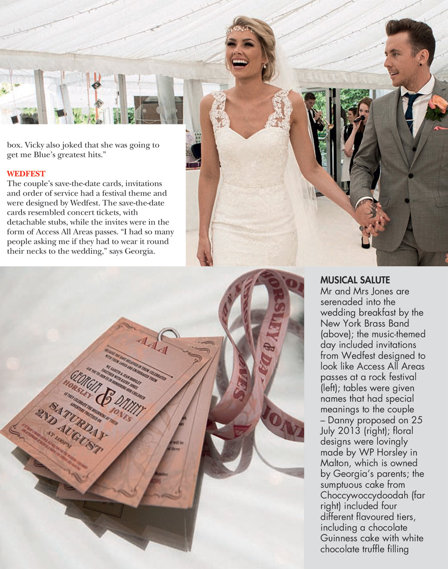 wedfest wedding stationery hello fashion monthly magazine