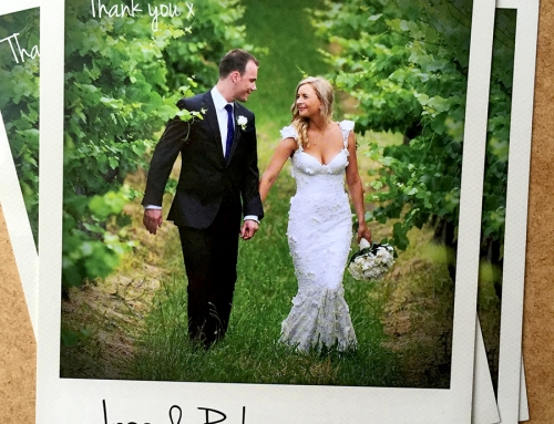 Why Send Wedding Thank You Cards?